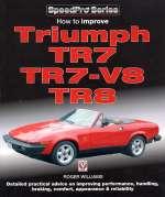 TRIUMPH TR7 TR7-V8 TR8 HOW TO IMPROVE