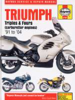 TRIUMPH TRIPLES & FOURS (CARBURETTOR ENGINES) (2162)