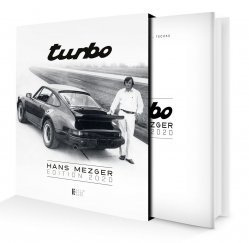 TURBO HANS MEZGER - EDITION 2020 - PORSCHE 911 TURBO AIR COOLED YEARS 1975 - 1998
