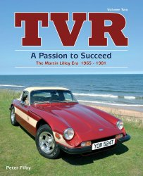 TVR A PASSION TO SUCCEED VOLUME TWO