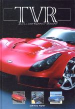 TVR AN ILLUSTRATED HISTORY