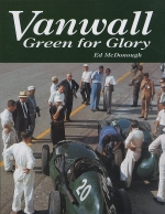 VANWALL GREEN FOR GLORY