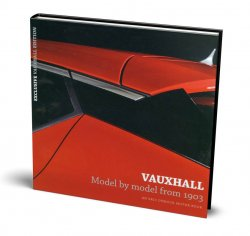 VAUXHALL MODEL BY MODEL FROM 1903