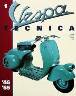 VESPA TECNICA 1 '46 - '55 (INGLESE)