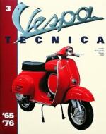 VESPA TECNICA 3 '65 - '76 (INGLESE)