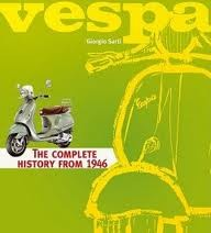 VESPA THE COMPLETE HISTORY FROM 1946