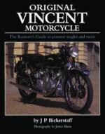 VINCENT MOTORCYCLE ORIGINAL