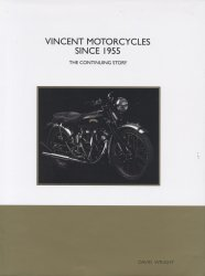 VINCENT MOTORCYCLES SINCE 1955