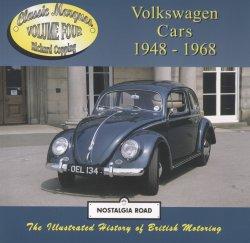 VOLKSWAGEN CARS 1948-1968
