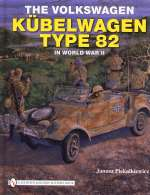VOLKSWAGEN KUBELWAGEN TYPE 82 IN WORLD WAR II