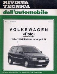 VOLKSWAGEN POLO A PARTIRE DAL 1995 1.3 E 1.6 (INIEZIONE MONOPOINT)