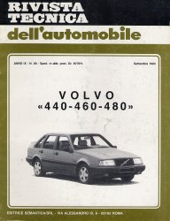 VOLVO 440 - 460 - 480