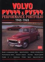 VOLVO PV444 & PV544 1945-1965