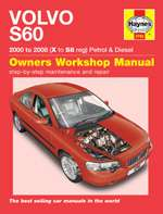VOLVO S60 2000 TO 2008 (4793)