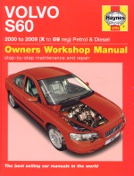 VOLVO S60 2000 TO 2009 (4793)
