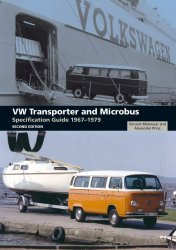 VW TRANSPORTER AND MICROBUS 1967-1979