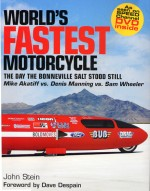 WORLD'S FASTEST MOTORCYCLE (CON DVD)
