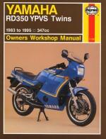YAMAHA RD350 YPVS TWINS (1158)
