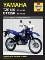 YAMAHA TZR125 & DT125R (1655)