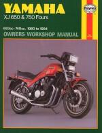 YAMAHA XJ 650 & 750 FOURS (738)