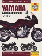 YAMAHA XJ900S DIVERSION '94 TO '01 (3739)