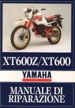 YAMAHA XT 600 Z / XT 600