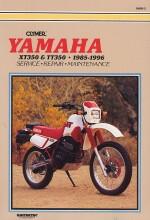 YAMAHA XT350 & TT350, 1985-1996