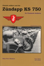 ZUNDAPP KS 750 FINNISH SOLDIERS AND THE