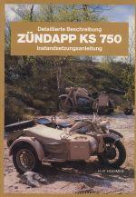 ZUNDAPP KS 750