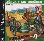 ZUNDAPP MOTORRADER 1947-84